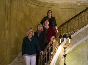Louisiana Governor's Mansion Suffrage Event